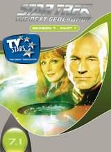 Star Trek - The Next Generation: Season 7, Part 1 (3 DVDs) Poster