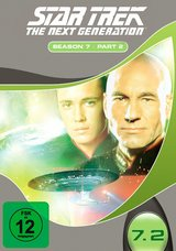 Star Trek - The Next Generation: Season 7, Part 2 (4 Discs) Poster