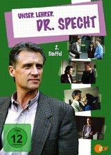 Unser Lehrer Dr. Specht - Staffel 2 (4 DVDs) Poster