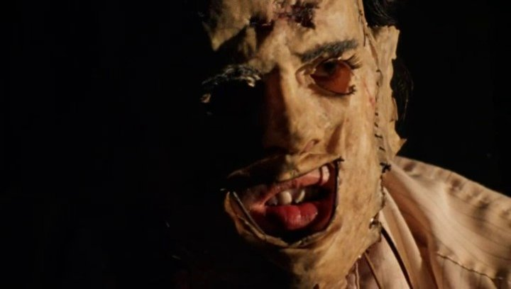 Texas Chainsaw Massacre (DVD-Trailer) Poster