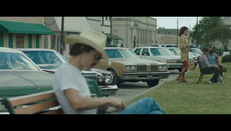 Dallas Buyers Club - Trailer Poster