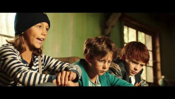 Die Wilden Kerle - Die Legende lebt (BluRay-DVD-Trailer) Poster