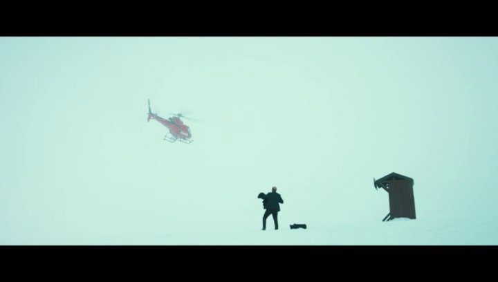 Versetzung an den Nordpol - Szene Poster