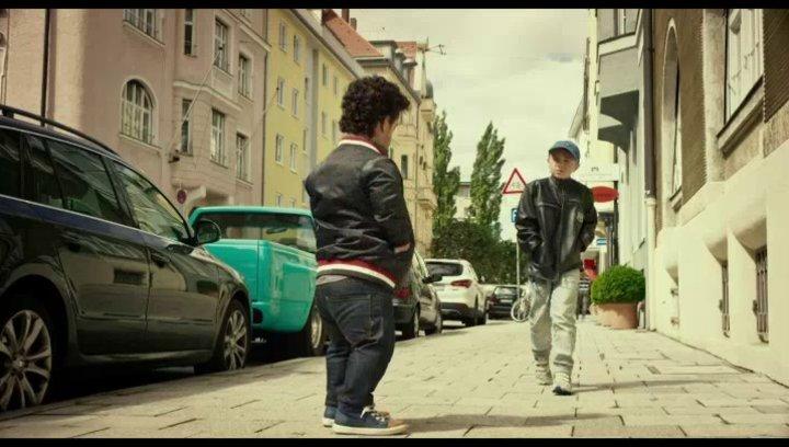 Der coole Gang - Szene Poster