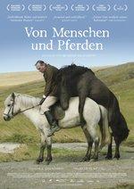 Von Menschen und Pferden Poster