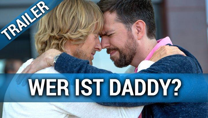 Wer ist Daddy? - Trailer 2 Poster