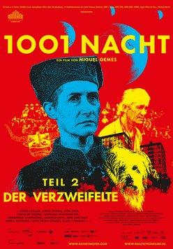 1001 Nacht, Teil 2: Der Verzweifelte Poster