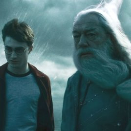 "Ist Dumbledore der Tod bei ""Harry Potter""?"