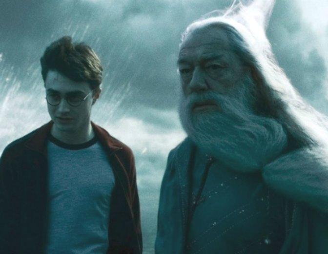 Albus Dumbledore Harry Potter
