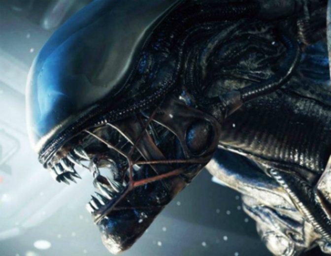 Alien Xenomorph Covenant Prometheus 2