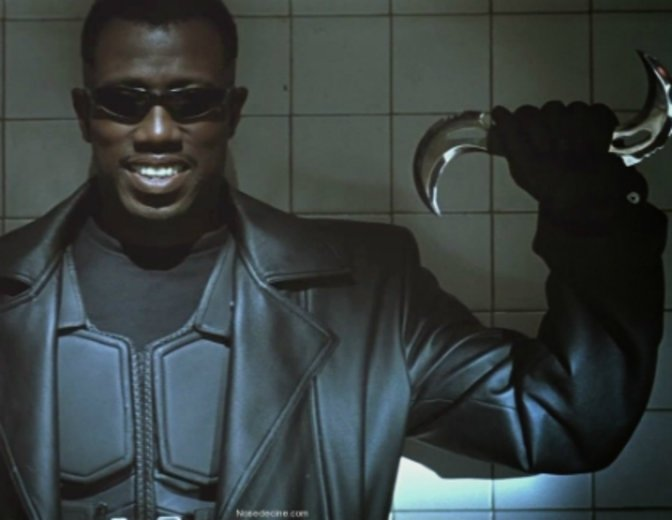 Blade Film Wesley Snipes
