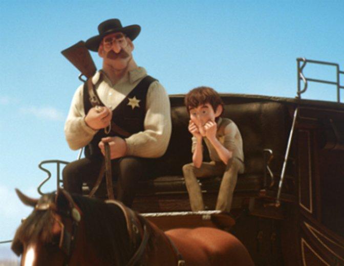 Borrowed Time Kurzfilm Pixar