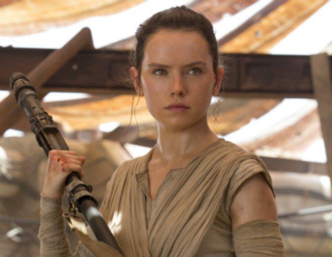 Daisy Ridley Rey Star Wars 7 Das Erwachen der Macht