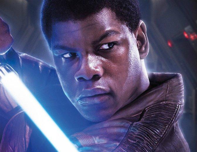 Finn John Boyega Star Wars 7 Das Erwachen der Macht