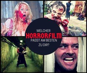 Quiz: Welches Horrorfilm-Genre passt am besten zu dir?