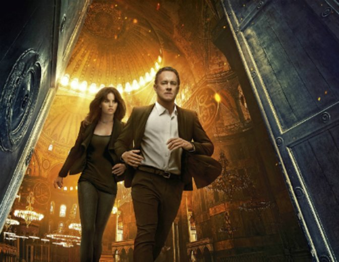 Inferno Dan Brown Felicity Jones Tom Hanks