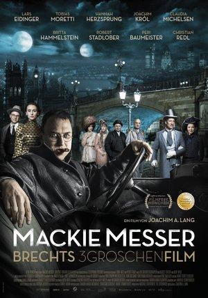 Mackie Messer - Brechts 3Groschenfilm Poster