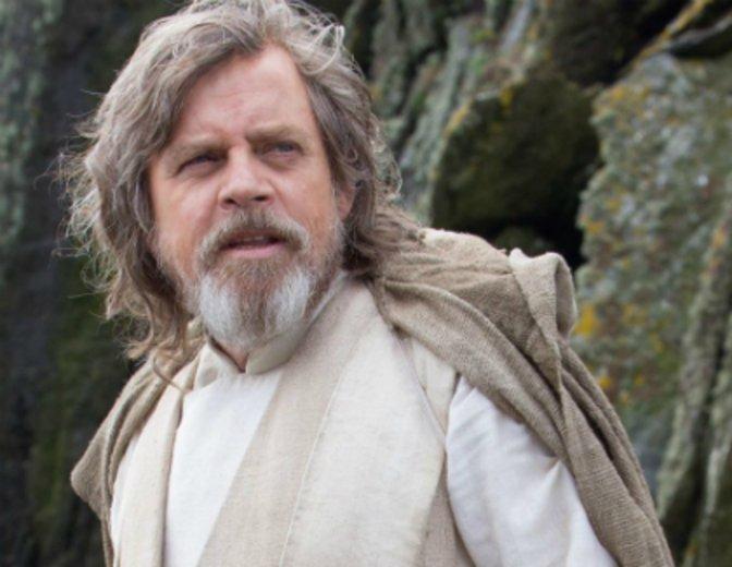 Mark Hamill Luke Skywalker Star Wars 7 Das Erwachen der Macht