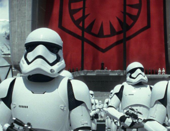 Star Wars 7 Das Erwachen der Macht Stormtrooper