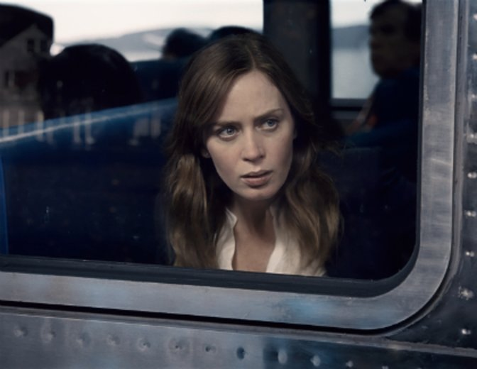 The Girl on the Train Emily Blunt