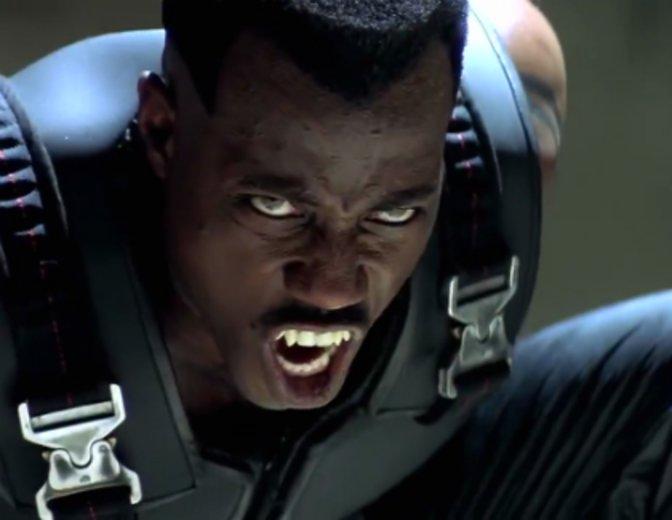 Wesley Snipes Blade