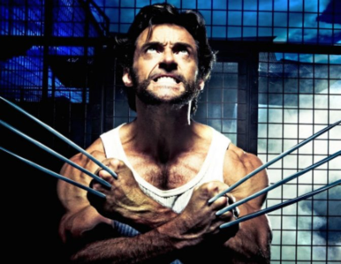 X Men Origins Wolverine Logan Hugh Jackman