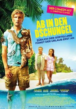 Ab in den Dschungel Poster