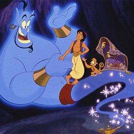 """Kultregisseur hilft Disneys """"Aladdin"""" aus der Wunderlampe"""