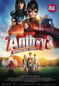 Antboy - Superhelden hoch 3 Poster