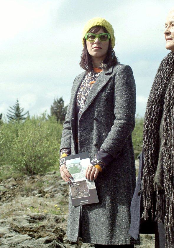 Der Island-Krimi: Tod der Elfenfrau Poster