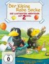 Der kleine Rabe Socke - Der Rabe findet einen Namen / Alles gefärbt / und viele andere ... Poster