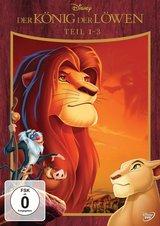 Der König der Löwen - Teil 1-3 Poster