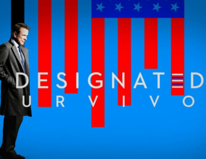 designated survivor plakat klein