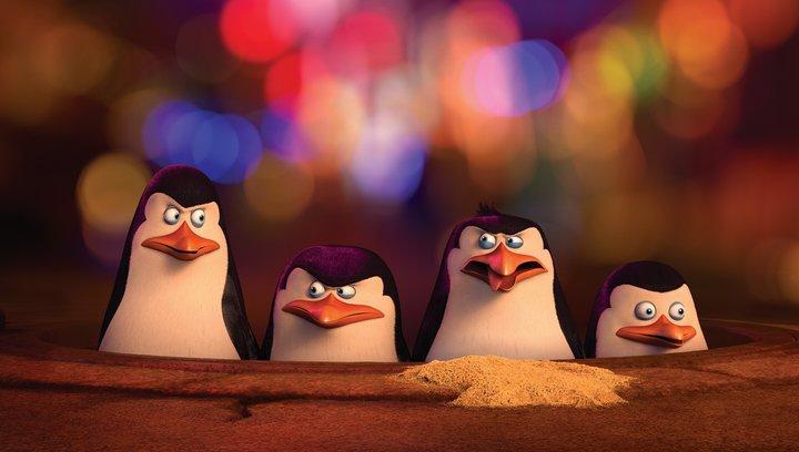 Die Pinguine aus Madagascar - Trailer Poster