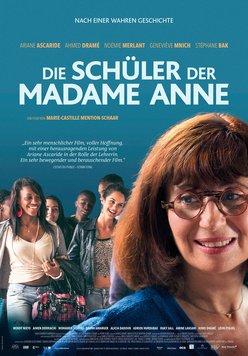 Die Schüler der Madame Anne Poster
