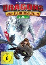 Dragons - Auf zu neuen Ufern, Vol. 3 Poster