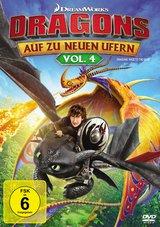 Dragons - Auf zu neuen Ufern, Vol. 4 Poster