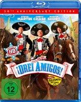 Drei Amigos! Poster