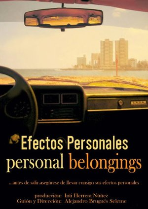 Efectos personales - Personal Belongings (Cinespañol 1)