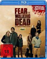 Fear the Walking Dead - Die komplette erste Staffel Poster