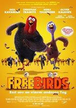 Free Birds - Esst uns an einem anderen Tag Poster