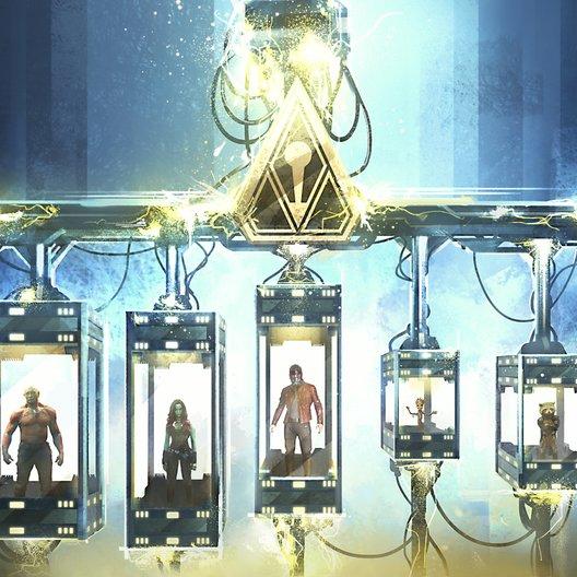 Guardians of the Galaxy 2 - Teaser-Trailer Deutsch Poster
