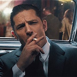 """Mad Max""-Star Tom Hardy bleibt dem Verbrechen treu"