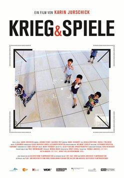 Krieg & Spiele Poster