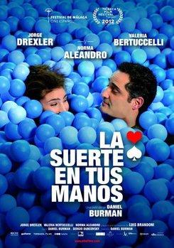 La suerte en tus manos - Das Glück in deinen Händen (Cinespañol 2)