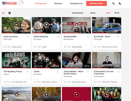 Tv Online Kostenlos Ohne Anmeldung
