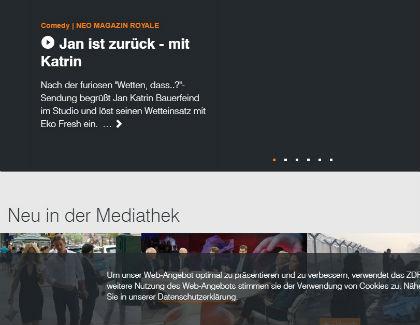 Zdf Media