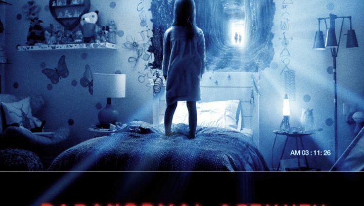 Paranormal Activity: Ghost Dimension - Trailer Poster