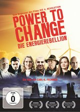 Power to Change - Die EnergieRebellion Poster