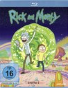 Rick and Morty - Staffel 1 Poster